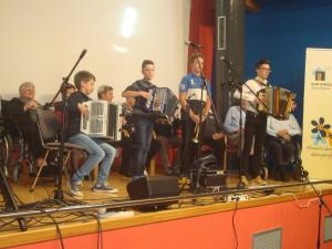 Praznovanje 25. obletnice Doma starejših občanov Ilirska Bistrica.