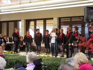 Družabno srečanje stanovalcev, svojcev in zunanjih sodelavcev ob 28.obletnici DSO Ilirska Bistrica