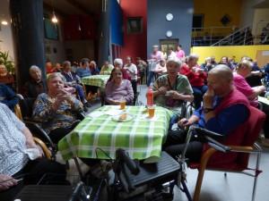 Oktober fest v Domu starejših občanov Ilirska Bistrica