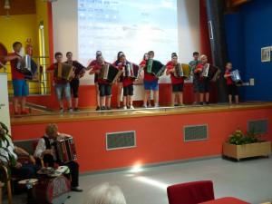 Medgeneracijsko srečanje z učenci Nika Polesa